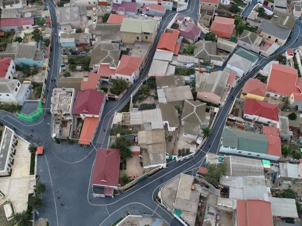 Prezident İlham Əliyev: Balaxanı kəndinin yeni dövrü başlayır