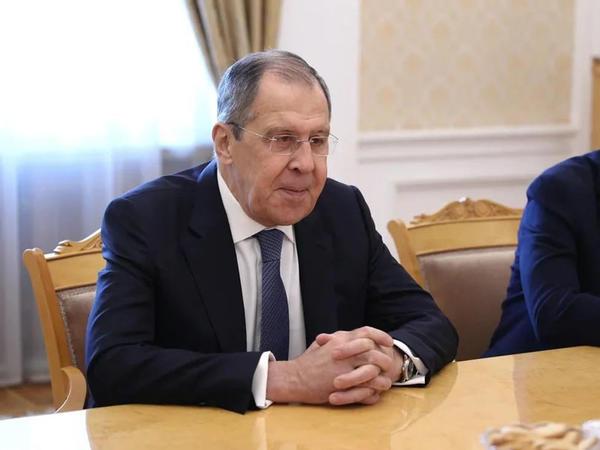 """Lavrov: """"Rusiya işğal olunmuş 5 rayonun geri qaytarılmasının tərəfdarıdır"""""""