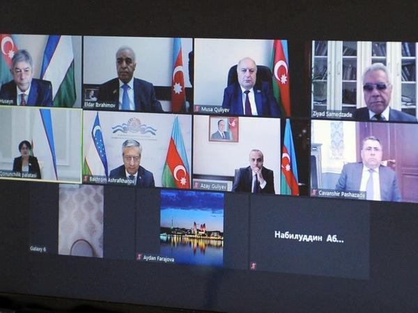 Dilorom Fayziyeva: Beynəlxalq təşkilatlarda Azərbaycanın güclü və müstəqil yeri var - FOTO