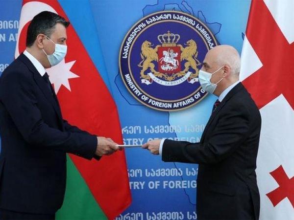 David Zalkaliani: Azərbaycan ilə Gürcüstan arasındakı strateji tərəfdaşlıq münasibətləri uğurla inkişaf edir
