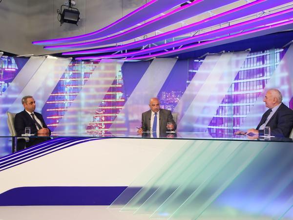 """Mnatsakanyanın """"danışıqlara hazırıq"""" bəyanatı daxili auditoriyaya hesablanıb - AzTV-də MÜZAKİRƏ"""