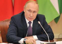Putinin Nobel sülh mükafatına namizədliyi irəli sürülüb