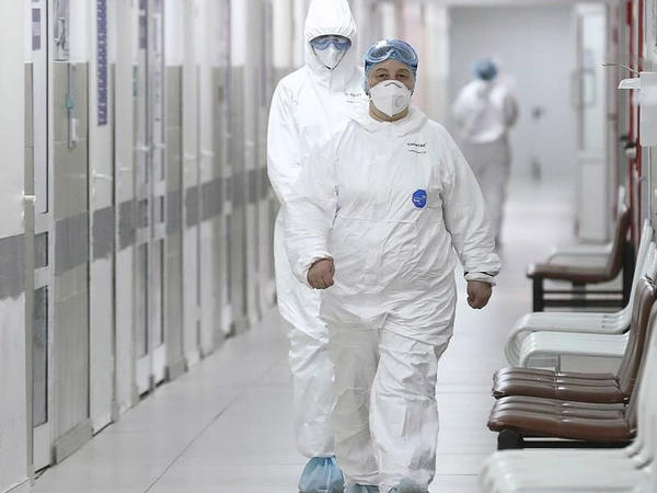 Moskvada koronavirusdan ölənlərin sayı 5 115 nəfərə çatıb