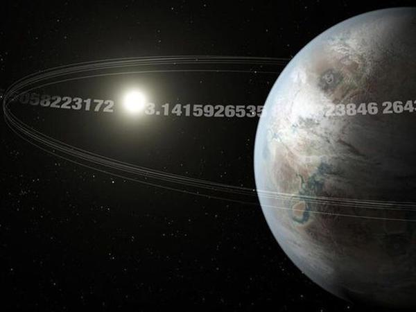 """""""Pi Dünyası"""" kəşf edilib"""