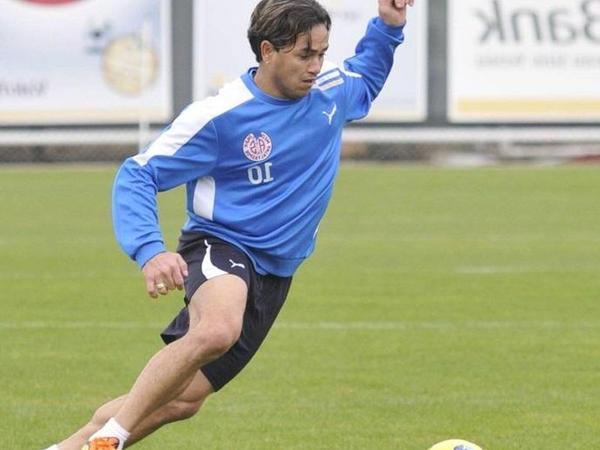 Azərbaycan kubokunun qalibi 39 yaşında meydana çıxdı