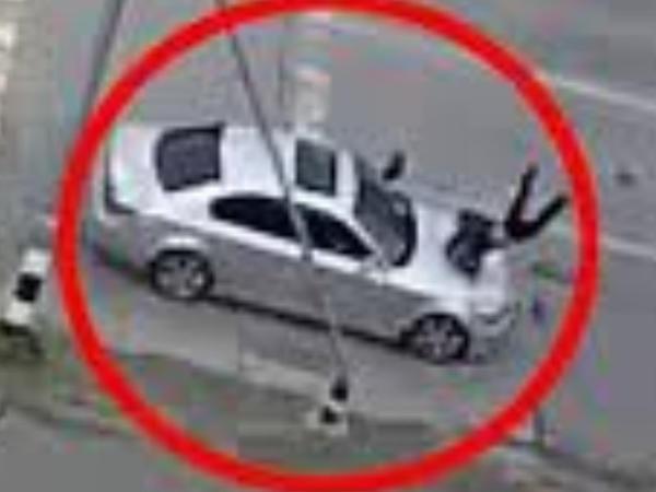 """""""BMW"""" piyada keçidində 9 yaşlı piyadanı vurub öldürdü - <span class=""""color_red"""">VİDEO</span>"""