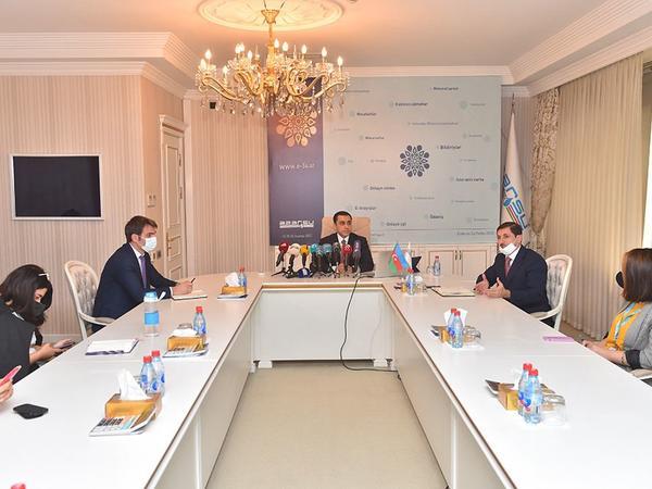 Azərbaycanda Elektron Su Portalı istifadəyə verilib - FOTO