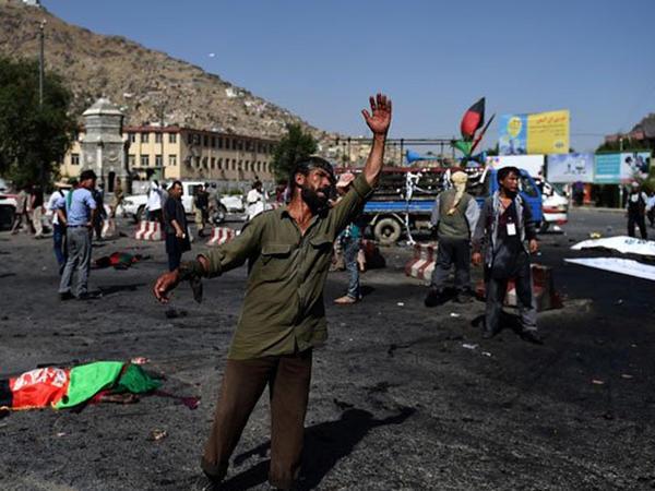 Əfqanıstanda 30-a yaxın polis öldürülüb