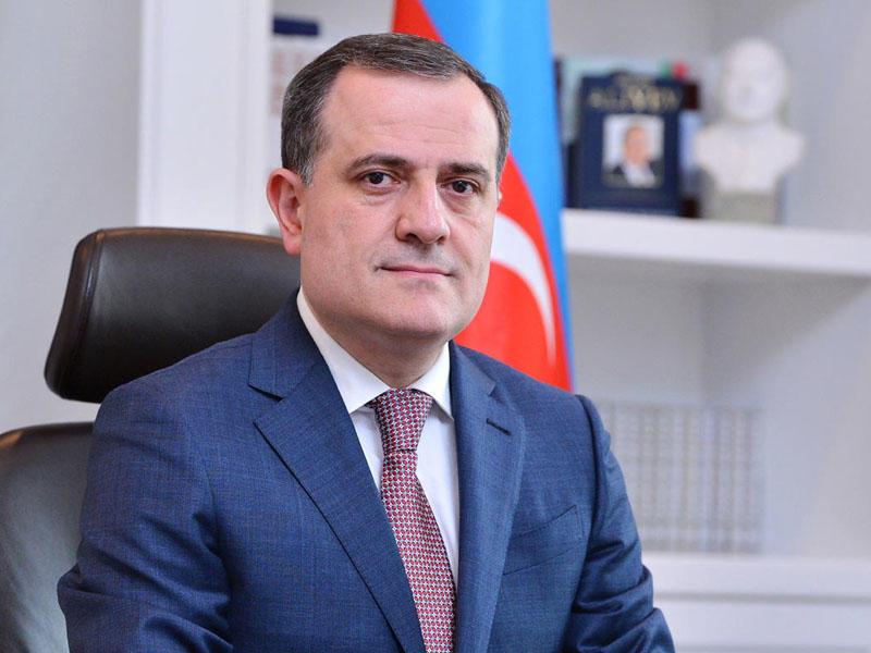 """Ceyhun Bayramov: """"Regional sülh, təhlükəsizlik və tərəqqinin təmin edilməsində qətiyyətliyik"""""""