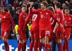 """""""Bavariya"""" tarixində ikinci dəfə UEFA Superkubokunu qazanıb"""