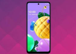 """""""LG"""" orta büdcəli iki smartfonunu təqdim edib"""