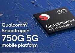 Snapdragon 750G çipini nümayiş olundu