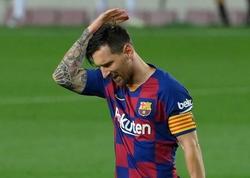 """Messi yenidən """"Barselona""""dan ayrılır?"""