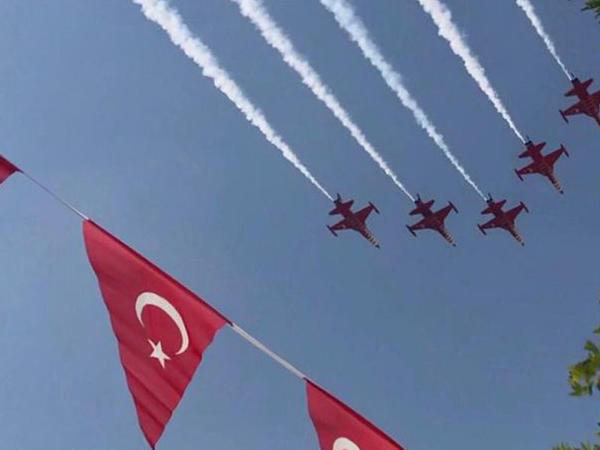 Türkiyədə texnologiya festivalı - FOTOSESSİYA