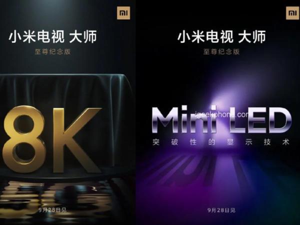 """""""Mini LED"""" ekranlı və """"5G"""" dəstəkli """"Xiaomi"""" televizoru nümayiş olunub"""