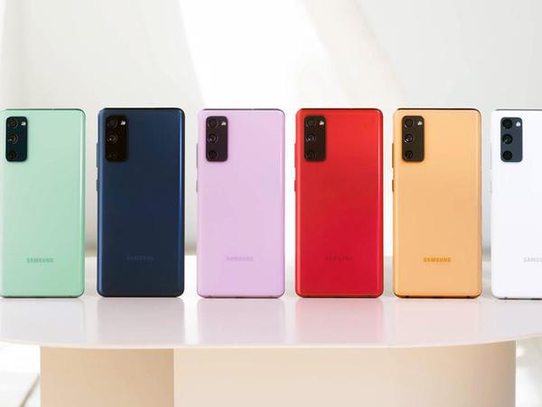 """""""Samsung"""" şirkəti """"Galaxy S20 FE"""" smartfonunu nümayiş etdirib"""