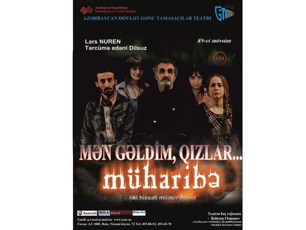 Gənc Tamaşaçılar Teatrı yeni mövsümü açıb