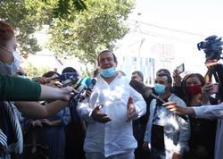 Ermənistanda müxalifət lideri Qagik Tsarukyan həbs olunub