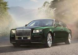 Rolls-Royce uzunbazalı Ghost modelini təqdim edib - FOTO