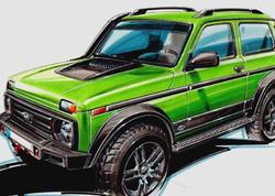 Almaniyada istehsal edilən Lada 4x4 adi ofrouderdən üç dəfə baha olacaq - FOTO