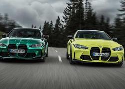 BMW yeni M3 və M4 modellərini təqdim edib - FOTO