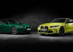 Yeni BMW M3 və M4 modellərinin şəkilləri dərc edilib - FOTO