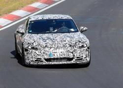 Audi e-tron GT modelinin sınaqlarının son mərhələsinə başlanıb - FOTO