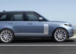Range Rover elektrokarı gələn ay debüt edə bilər - FOTO