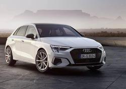 Yeni nəsil Audi A3 modeli metanla işləyən versiyaya sahib olub - FOTO