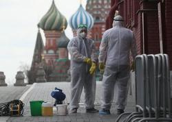 Rusiyada koronavirusdan ölənlərin sayı 106 mini ötüb