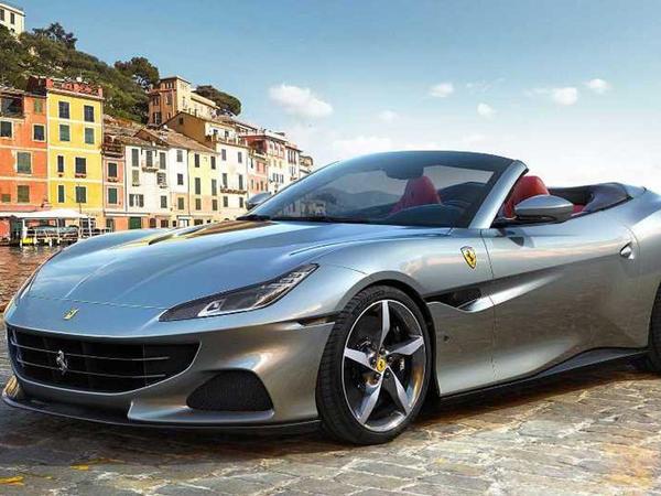 Ferrari Portofino modeli yenilənib - FOTO