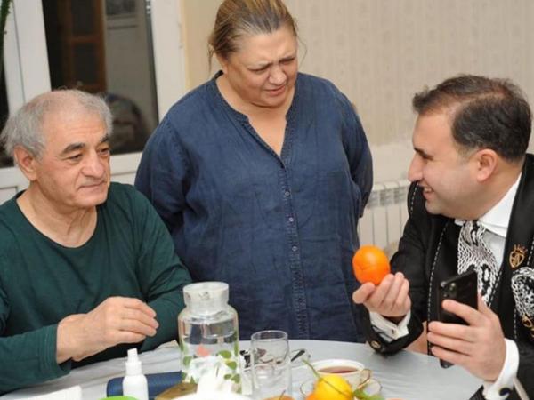 Fəxrəddin Manafov evə buraxıldı - FOTO