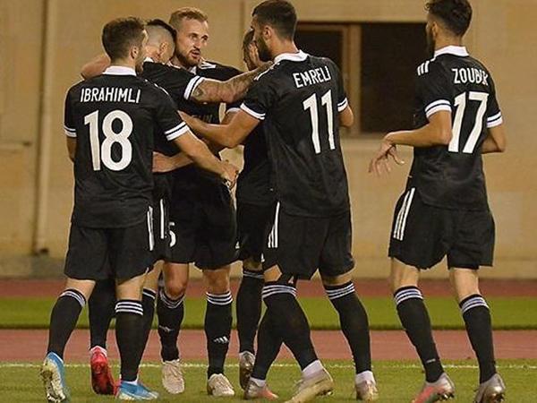 """""""Qarabağ""""ın """"Legiya"""" ilə oyun üçün heyəti"""