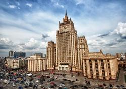 Rusiya XİN Qarabağdakı döyüşlərlə bağlı bəyanat yaydı