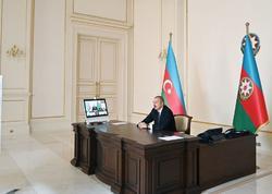 Prezident İlham Əliyevin sədrliyi ilə Təhlükəsizlik Şurasının iclası keçirilib - VİDEO - FOTO