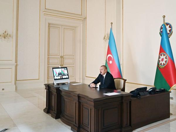 Prezident İlham Əliyevin sədrliyi ilə Təhlükəsizlik Şurasının iclası keçirilib - FOTO