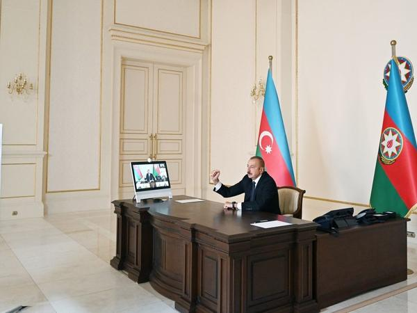 """Prezident İlham Əliyev: """"Mən Ermənistana xəbərdarlıq etmişdim"""""""