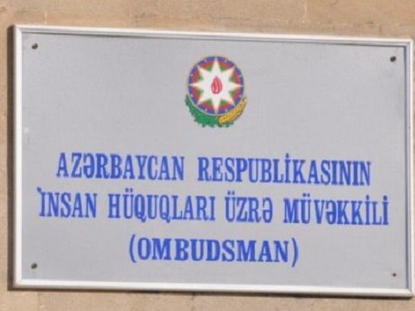 Ombudsman bəyanat yaydı