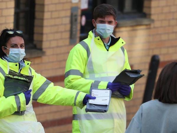 Böyük Britaniyanın universitetlərində koronavirusa yoluxma halları artır