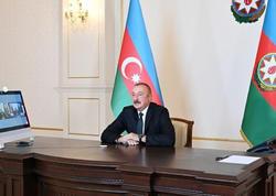 """Prezident İlham Əliyev """"60 dəqiqə"""" proqramında sualları cavablandırıb - VİDEO - FOTO"""
