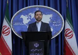 XİN: İran öz ərazisindən silah daşınmasına icazə vermir