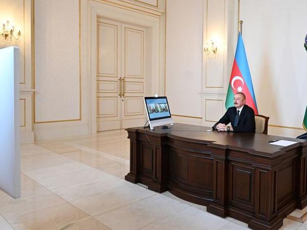 Azərbaycan Prezidenti: Ermənistan ərazisində bizim heç bir hərbi hədəfimiz olmayıb və yoxdur