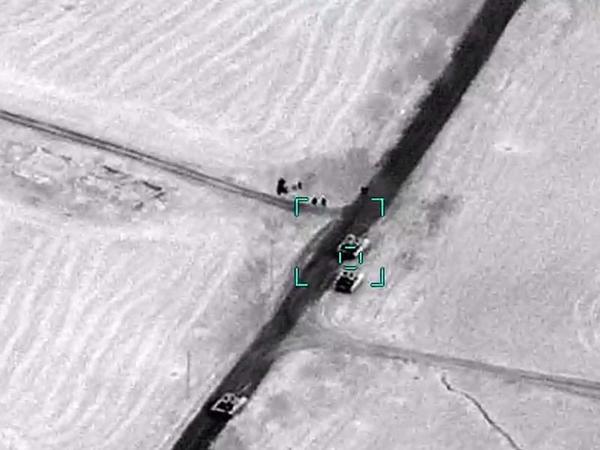 Düşmənin daha 2 tankı məhv edildi - VİDEO