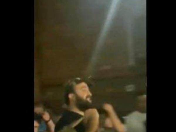 Erməni özünü ifşa etdi: Suriyadan gətirilən terrorçunun videosunu yaydı - FOTO