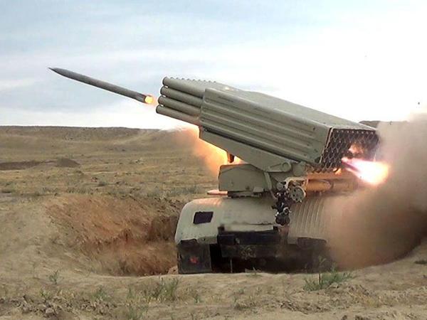 MN: Ağdərə istiqamətində düşmənin tankı məhv edilib