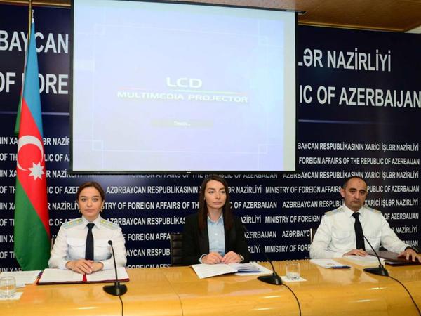 Baş Prokurorluq və XİN bəyanat yaydı - YENİLƏNİB - FOTO