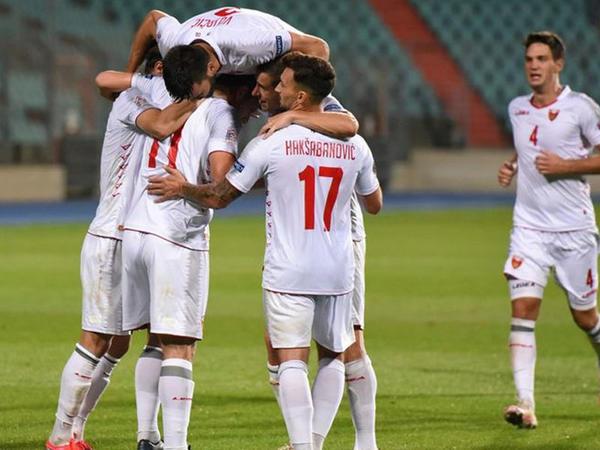 Monteneqro yığması Azərbaycanla oyunun heyətini açıqladı