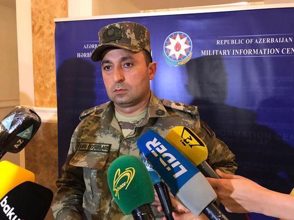 Ermənistanın yüksək rütbəli zabitləri məhv edilib - Anar Eyvazov