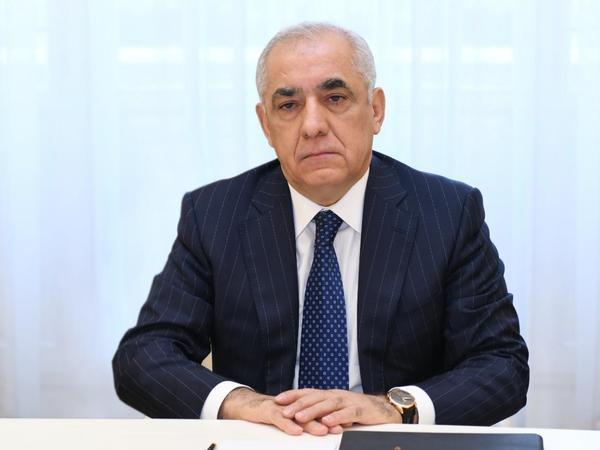 Baş Nazir Əli Əsədov ilə Türkiyənin Vitse-prezidenti Fuad Oktay arasında telefon danışığı olub