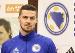 """Bosniyalı qapıçı: """"Qarabağ Azərbaycandır"""""""